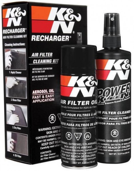 K&N REINIGUNGSKIT FORD FOCUS RS305