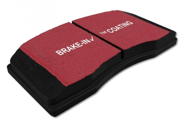 EBC BRAKES BREMSBELAGSATZ BLACKSTUFF VA FORD FOCUS RS305