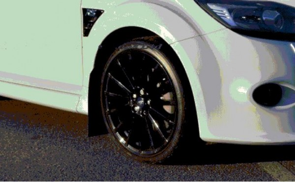 MUDFLAPS FORD FOCUS RS305