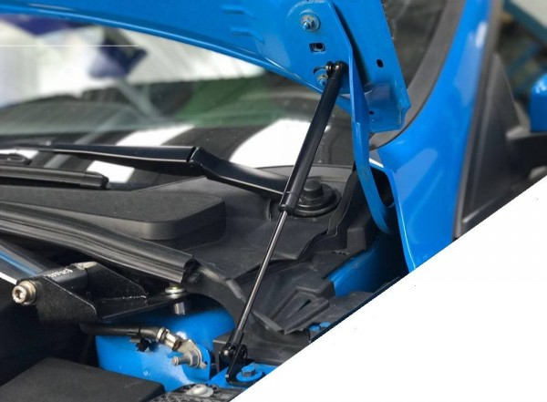 AS PERFORMANCE HAUBENLIFTERKIT FORD FOCUS RS350