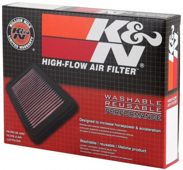 K&N LUFTFILTER FORD FIESTA MK8 ST200