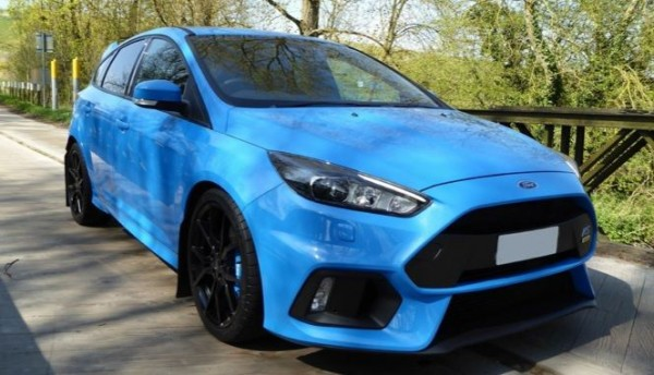 MUDFLAPS FORD FOCUS RS350