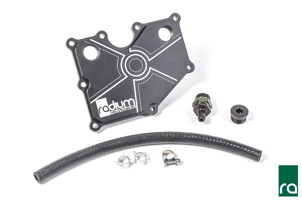 RADIUM ENGINEERING BREATHER PLATE FORD FOCUS RS350